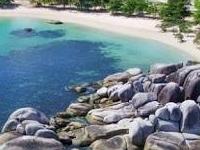 Hidden Paradise at Belitung Island