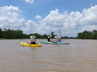 Mekong Kayaking & Boating
