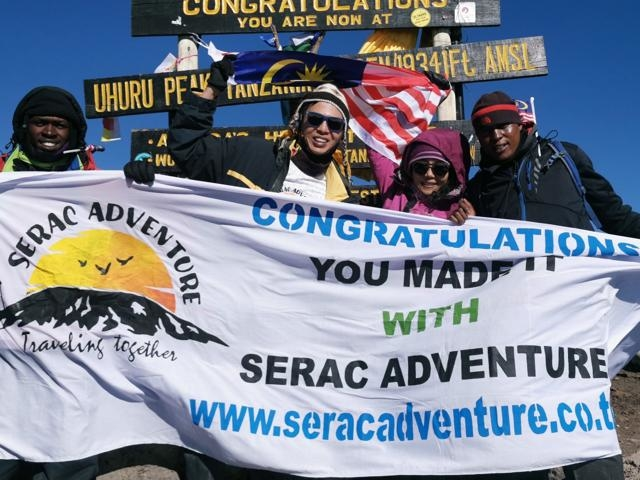 7 Day Lemosho Route - Kilimanjaro Climb Photos