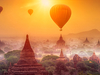 Ancient Myanmar Vacation