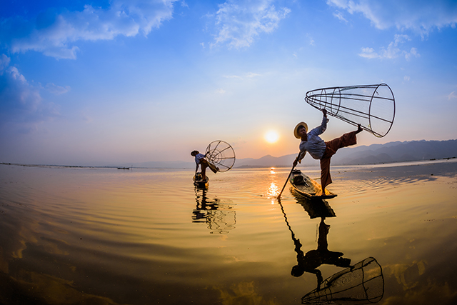 Highlights of Myanmar Photos