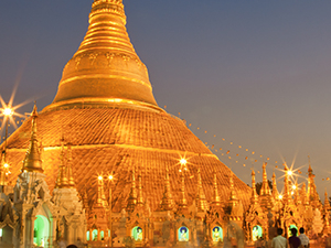 Classic Myanmar With Elephant Camp Tour Fotos
