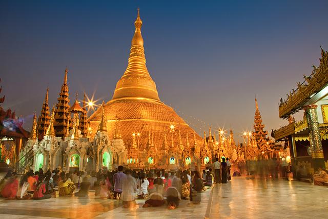 Classic Myanmar With Elephant Camp Tour Photos