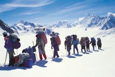 Trekking Peak Manglik Sar 6050m Shimshal Pass Photos