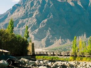 Overland Tour China - Pakistan Photos