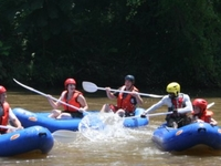 River Rafting Activity In Hazyview