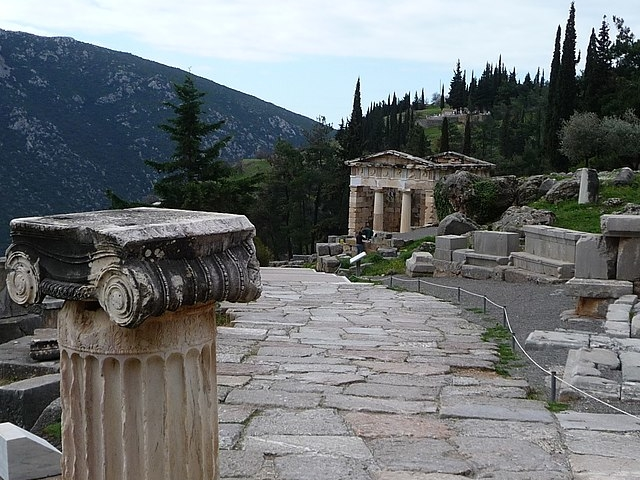 Delphi tour from Athens Photos