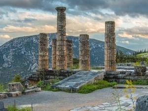 Delphi One Day Trip from Athens Photos