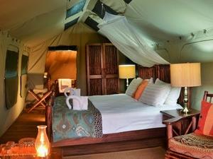 Kwafubesi Tented Safari Camp Photos
