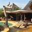 Motswari Game Lodge Safari Lodge Pool
