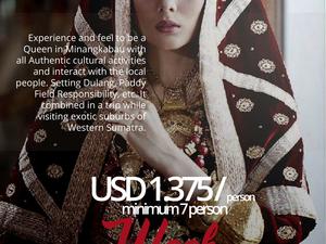 Week of Queen Minangkabau - Female Only Fotos