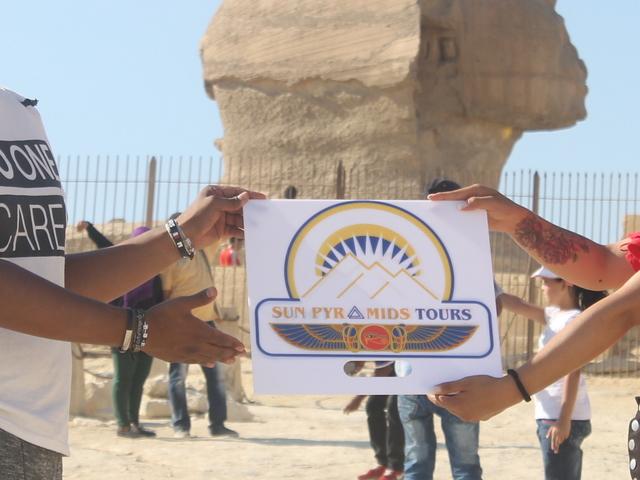 Giza Pyramids, Memphis and Sakkara Tour Photos