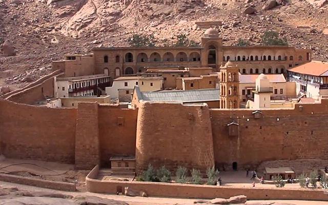 Overnight Trip to St. Catherine Monastery And Mount Sinai Photos