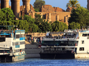 Nile Cruise Tours From Luxor Fotos