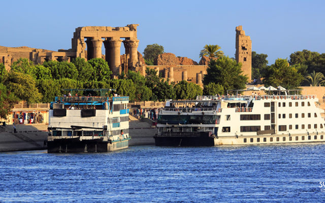 Nile Cruise Tours From Luxor Photos