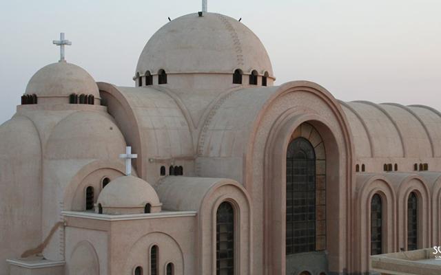 Tour to Wadi El Natroun Monastery From Cairo Photos