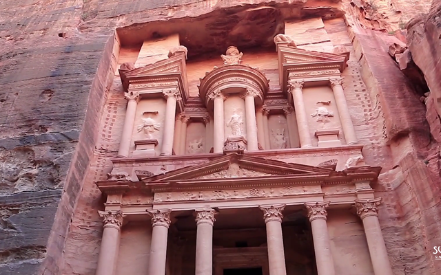 Petra Tour from Taba by Ferry Boat Photos