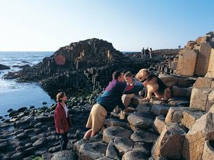 Giant's Causeway Day Tour from Belfast Photos