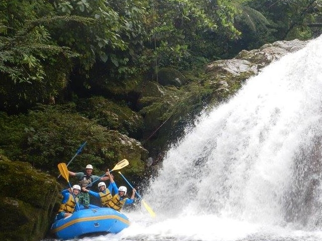Adventure in the Amazon - Ecuador Photos