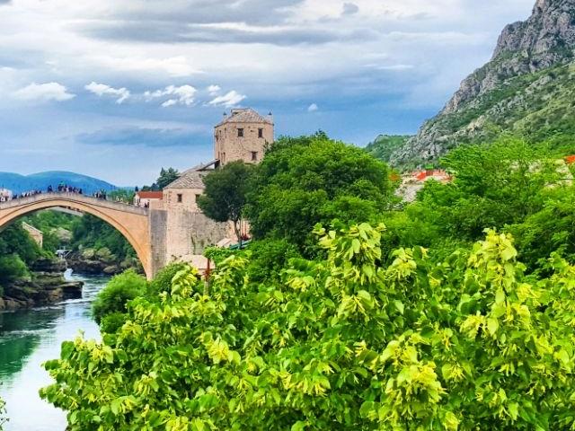 Mostar, Blagaj & Kravice Waterfalls - OVERDAY Photos