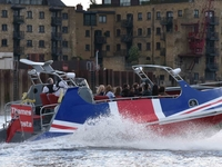 Thames Monsta: the Fastest Premium Jet Boat Ride on the Thames