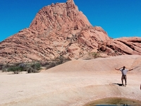 Spitzkoppe Guided Tour - Namibia