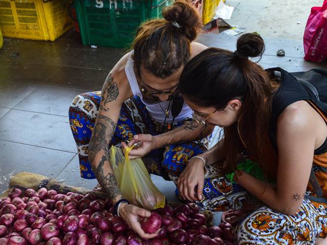 Market Visit and Cultural Cooking Tour Colombo Photos