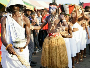Chale Wote Street Arts Festival Photos