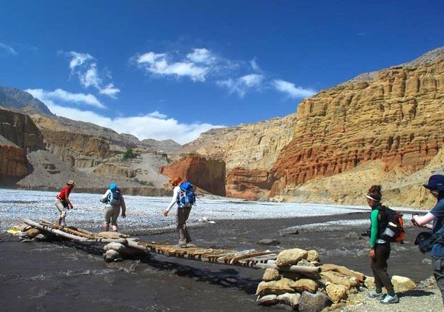 Upper Mustang Valley Trek - 15 Days Photos