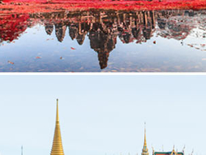 Lovely Vietnam And Cambodia Tour Package 8 Days Fotos