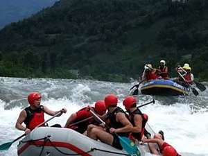 Camping & Rafting in Rishikesh Photos