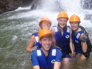 DALAT'S ABSEILING - RAPPELLING THE WATERFALLS AND CANYONS