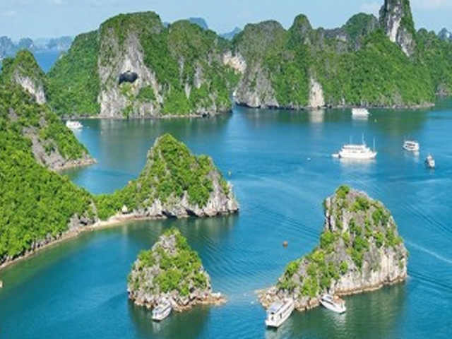 9 DAYS PACKAGE TOUR THE GLANCE OF VIET NAM AND CAMBODIA Photos