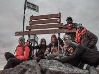 Mt Kenya Top