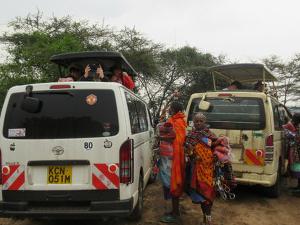 3 Days Masai Mara Budget Safari Photos