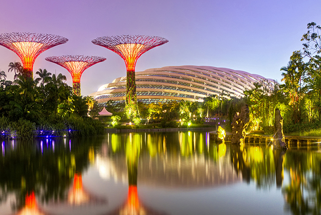 Singapore Land Package Photos