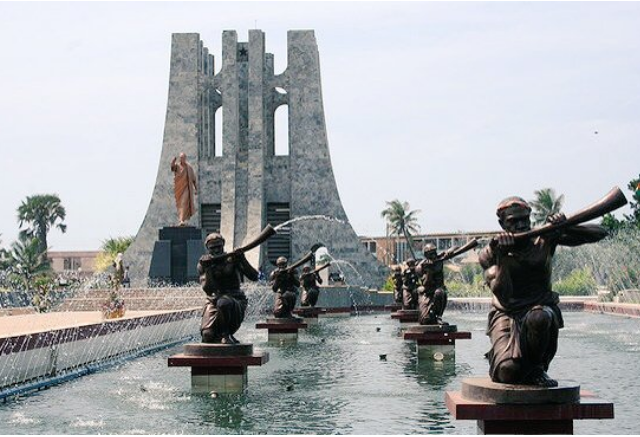 Accra City Tour Photos