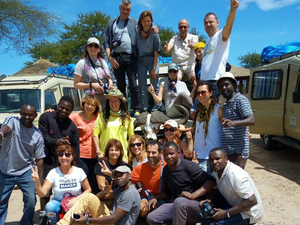 4 Days - Amazing Lodge Safari Photos