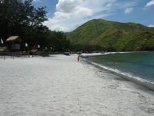 The Beach At Anawangin Island Philippines