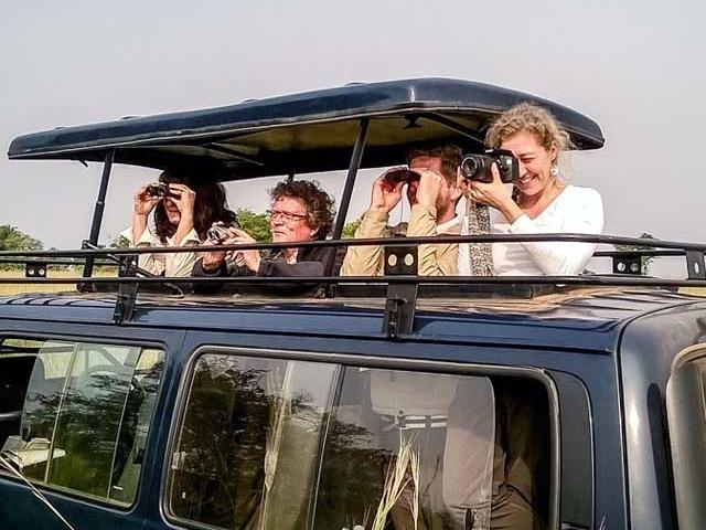 14 Day Safari Experience Photos