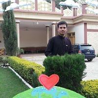 M Afridi