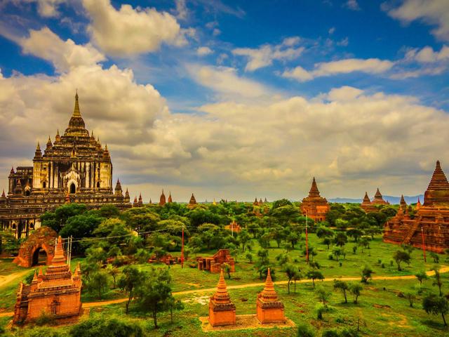 Bagan Explorer Photos