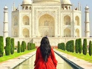 Taj Mahal Trip Photos