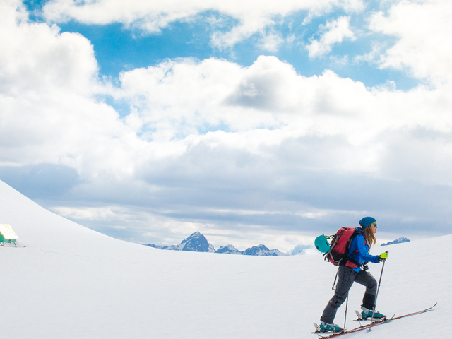 Backcountry on Tourist Peak Photos