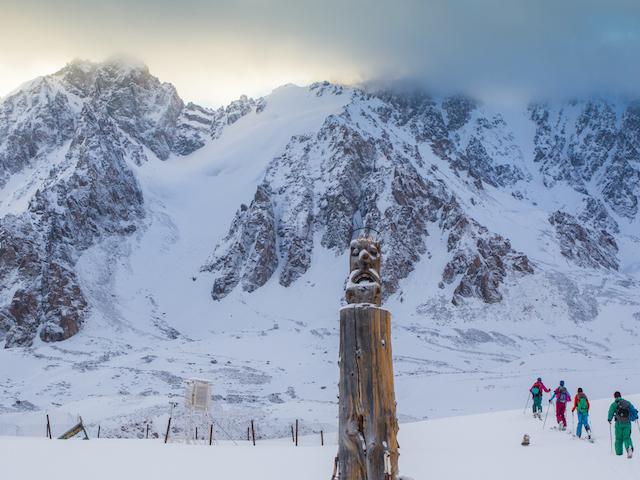 Kazakhstan Wild Backcountry Tour Photos