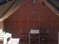Tent House Back