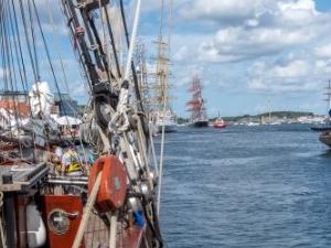 Galician Experience - Sail a Tall Ship Home
