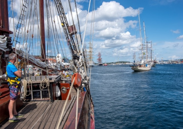 Galician Experience - Sail a Tall Ship Home Photos