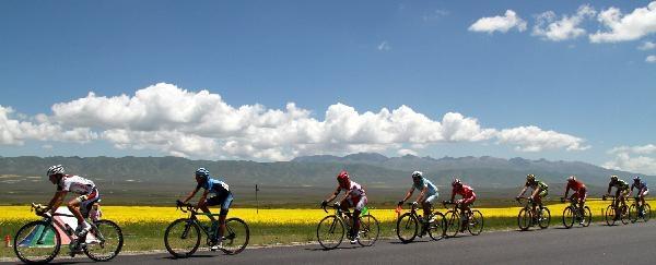 13 Days Lhasa - EBC - Namtso Biking Trip Photos