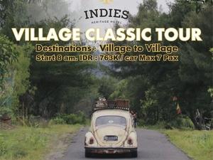 VILLAGE CLASSIC TOUR